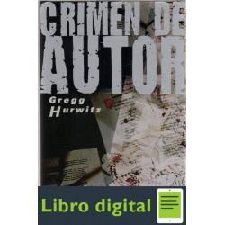 Crimen De Autor Gregg Hurwitz