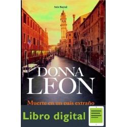 Muerte En Un Pais Extraño Donna Leon