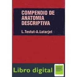 Compendio De Anatomia Descriptiva Testut