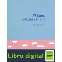 El Libro Del Jazz Piano Mark Levine