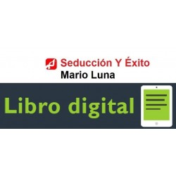 Seduccion Y Exito Paquete de 5 Libros De Mario Luna + Bonos