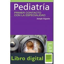 Pediatria Primer Contacto Con La Especialidad