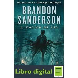 Aleacion De Ley Brandon Sanderson
