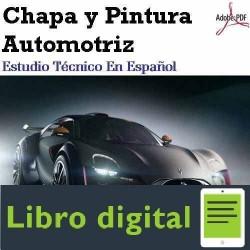 Chapa Y Pintura Automotriz Estudio Tecnico En Español