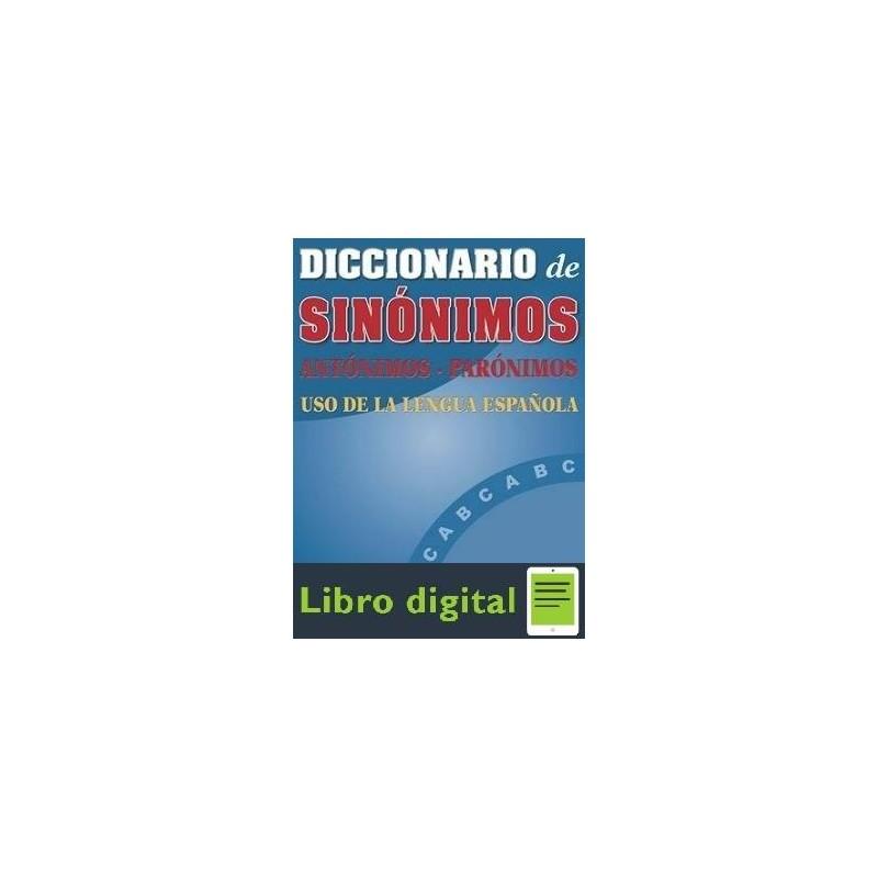 diccionario de sinonimos y antonimos larousse pdf descargar gratis