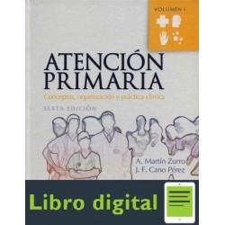 Atencion Primaria 4ta Edicion Martin Zurro