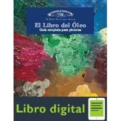 El Libro Del Oleo Acuarela Pinceles