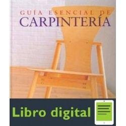 Libro Esencial De Carpinteria Libro A Color
