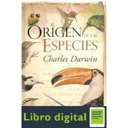 Darwin Charles El Origen De Las Especies