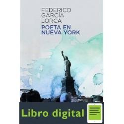 Garcia Lorca Federico Poeta En Nueva York