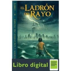 Riordan Rick Pj1 El Ladron Del Rayo