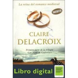 Delacroix Claire La Novia De Kinfairlie