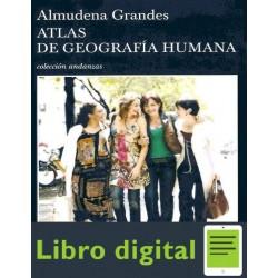 Atlas De Geografia Humana Grandes Almudena