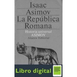 Historia Universal La Rlica Romana Asimov Isaac