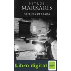 Comisario Jaritos Defensa Cerrada Markaris Petros