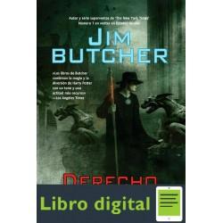 Butcher Jim La Saga De Harry Dresden Derecho De Sangre