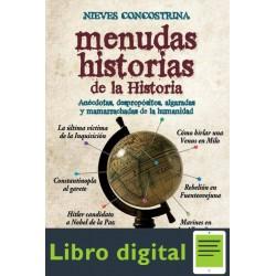 Menudas Historias De La Historia Nieves Concostrina