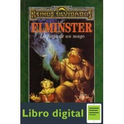 Elminster La Forja De Un Mago Ed Greenwood