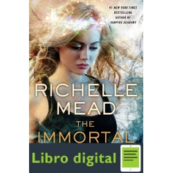 Mead Richelle Age Of X 02 The Immortal Crown