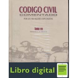 Codigo Civil Comentado Tomo Vii Peruano contratos