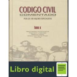 Codigo Civil Comentado Tomo X Peruano Extracontractual