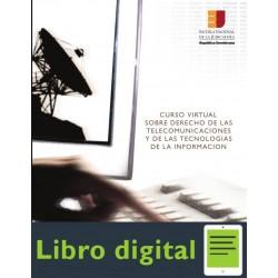 Derecho De Las Telecomunicaciones Y Tecnologias Informacion