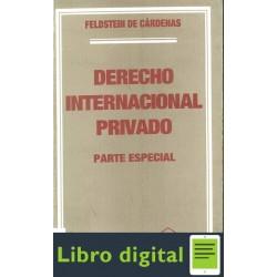 Derecho Internacional Privado Feldstein De Cardenas Sara