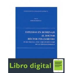 Estudios Homenaje Fixzamudio Tomo Iii Derecho Procesal