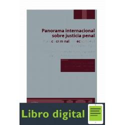 Panorama Internacional Sobre Justicia Penal Garcia Ramirez