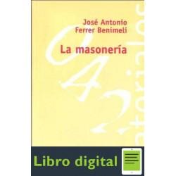 Ferrer Menimeli Jose Antonio La Masoneria