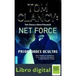 Clancy Tom Net Force Prioridades Ocultas