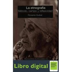 Guber Rosana La Etnografia