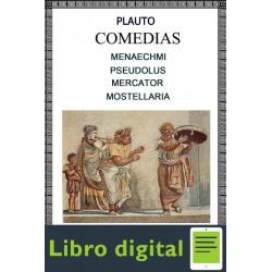 Menaechmi Pseudolus Mercator Moste Tito Maccio Plauto