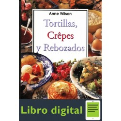 Tortillas Crepes Y Rebozados