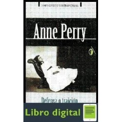 Anne Perry Defensa O Traicion