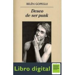 Belen Gopegui Deseo D Eser Punk