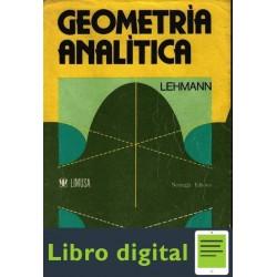 Charles H Lehmann Geometria Analitica