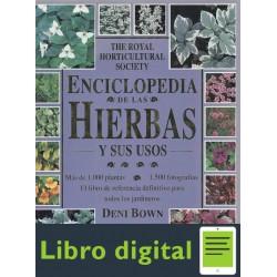 Plantas Enciclopedia De Las Hierbas Y Sus Usos