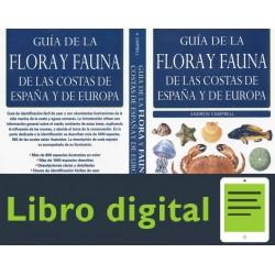 Guia De La Flora Y Fauna De Las Costas De Espana Y Europa