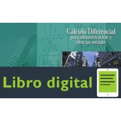 Calculo Diferencial Administracion Y Ciencias Sociales Libr
