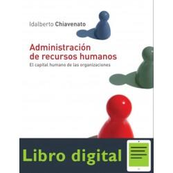Administracion De Recursos Humanos 8ed Chiavenato