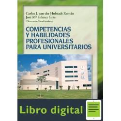 Competencias Y Habilidades Profesionales Universitarios