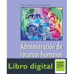 Administracion De Recursos Humanos 11ed Dessler