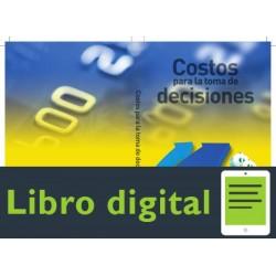 Costos Para La Toma De Decisiones 1ed Ricardo Uribe Marin
