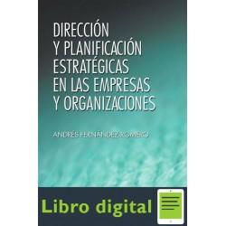 Direccion Planificacion Estrategica Empresas Organizaciones