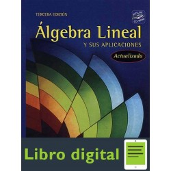 Algebra Lineal Y Sus Aplicaciones 3ed C Lay