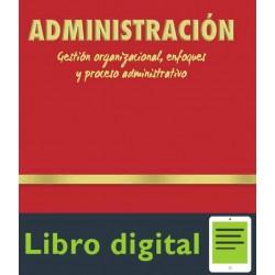 Administracion Gestion Organiza Proceso Administrativo