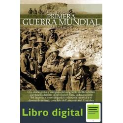 Breve Historia De La Primera Guerra Lozano Cutanda