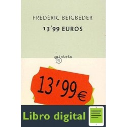 1399 Euros Frederic Beigbeder
