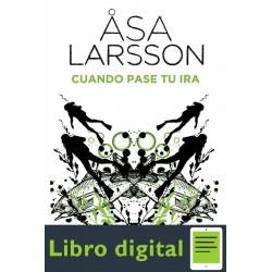 Cuando Pase Tu Ira Asa Larsson